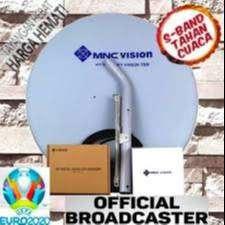 Parabola MNC VISION Indovision Channel lengkap Kualitas terbaik