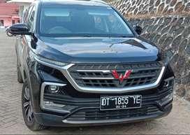 Wuling Almaz 1.5L T Lux CVT AT Tahun 2019 Warna Hitam Kondisi 90%
