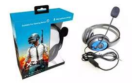 Headset Handsfree Bando HK Gaming X4