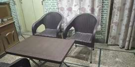 Brand new chairs