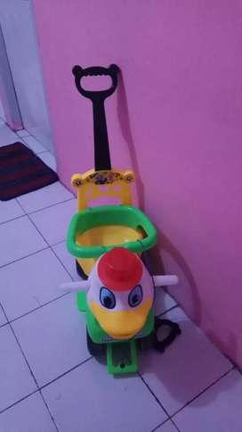 Sepeda Balita Bebek