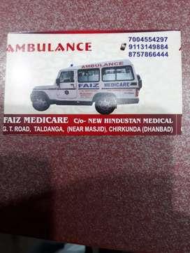 Ambulance  tax paid up to 2030