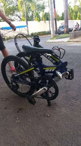 Jual sepeda liapat police