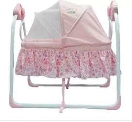 Baby box babyelle bisa goyang otomatis