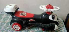I sell a bicycle car for kids..