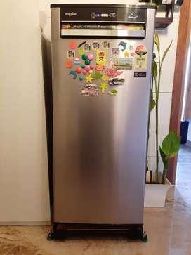 Refrigerator - Whirlpool Vitamagic- 3 Star- Single door