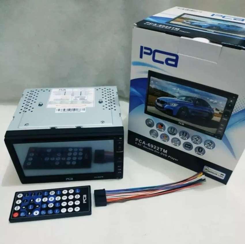 DobelDin PCA Dvd TV MIRRORlink 0
