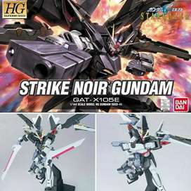 Bandai HG Strike Noir Gundam