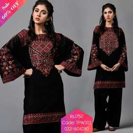 New Year Ladirs Suit Sale Discount Offer *Get Upto* 10% Discount