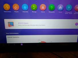 Byjus Class 9 + Class 10 (with tab) ₹18799