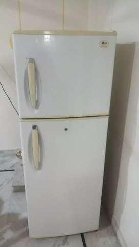 LG double door fridge Excellent condition