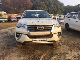 Its a brand new fortuner 2018 model good condition