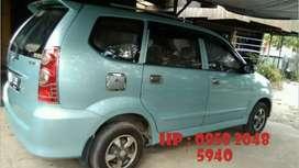 Daihatsu Xenia Li 2006 akhir