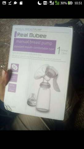 Jual pompa asi real bubbe manual baru
