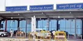 Hiring For Airport Fresher / Ground Staff at kalaburagi airport