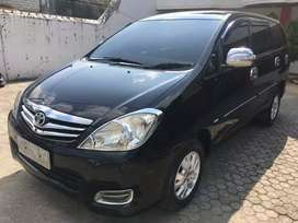 Jual Toyota Innova J. Manual. Th 2009. Hitam
