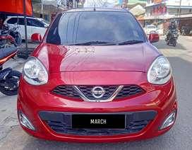 Nissan march 1.2 tahun 2015 AT