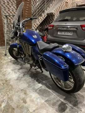 Extra Modified Royal Enfield