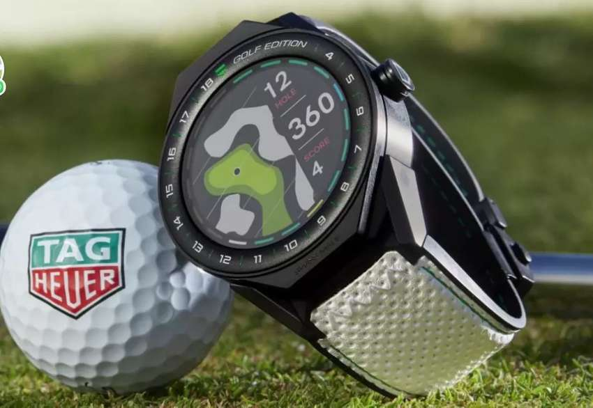 """Tag Heuer Golf Edition """"Tidak masuk diIndonesia"""" The one nd only 0"""