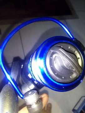 Reel untuk memancing merk Yumoshi, tipe 2000, 13 ball bearing.