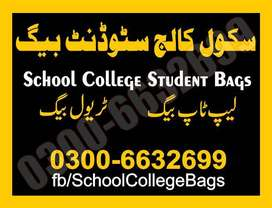 Bags for students School College