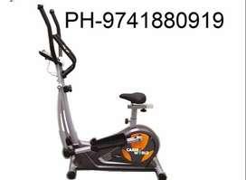 Cardio World Brand New Elliptical Cross Trainer CW - 303DLX