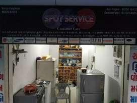 Spot service Jamnagar