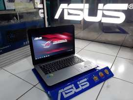 Asus A455LF Siap tempur  Gaming Grafis Multimedia