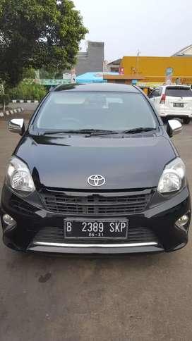 Toyota Agya G 1,0 Matic FL Hitam 2016