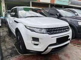 Range Rover Evoque si4 Automatic Tahun 2013