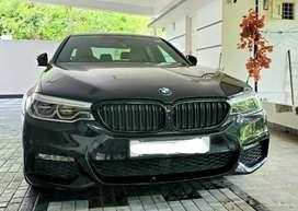 BMW 5 Series 530d M Sport, 2018, Diesel