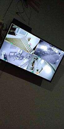PAKET KAMERA CCTV HILOOK 4 KAMERA 2MP 1080P FULL HD DVR 4 CHANNEL HILO