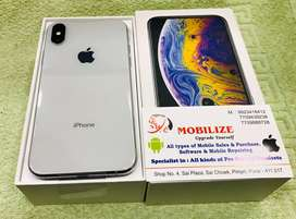 iPhone XS 256GB Silver Brand New (Unused) With 3 Months Apple Warranty