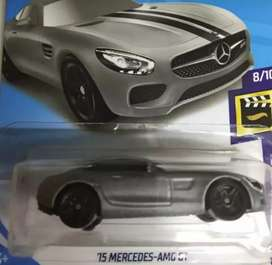 Hotwheels Mercedes AMG