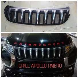 GRILL Apollo Allnew Pajero Sport