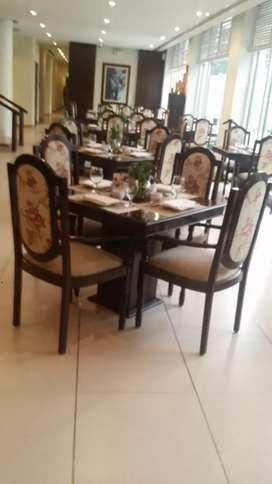UK Style Cafe Restaurant Banquet Hotel Home Furniture Stocks Available