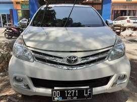 Toyota all new avanza vvti manual G 2015 istimewah