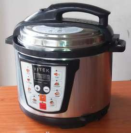 ELECTRIC STEAM PRESSURE COOKER(GERMANY)