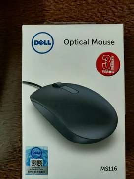 Dell optical mouse brand new