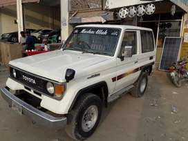 land cruiser prado totale origenal