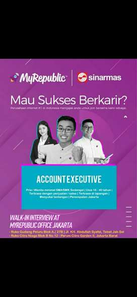 Mitra Kerja Account Executive