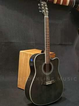 Gitar Akustik Elektrik Segovia original