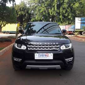 RANGE ROVER SPORT 3.0 AT KM 14.000 ONLY