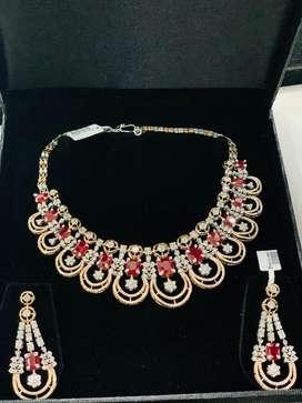 Retail dealing of diamond jewellery