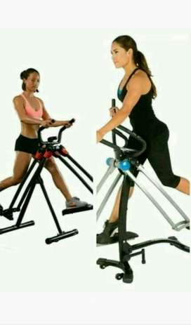 Alat fitnes air walker ada 5 fungsi