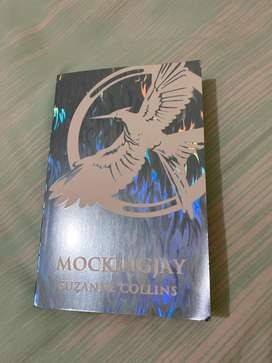 Mockingjay (buku kedua the hunger games)