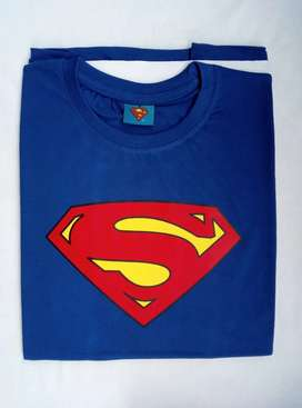 SUPERMAN cotton T-shirts for boys