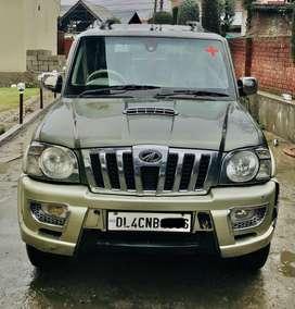 Mahindra Scorpio 2009-2014 VLX 2WD AIRBAG BSIII, 2010, Diesel