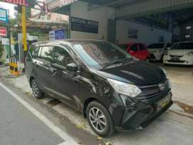 Daihatsu Sigra 1.2 Manual 2019 Asli AG Tangan Pertama Istimewa