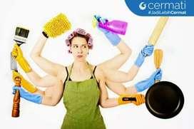 Pembantu asisten rumah tangga rawasari
